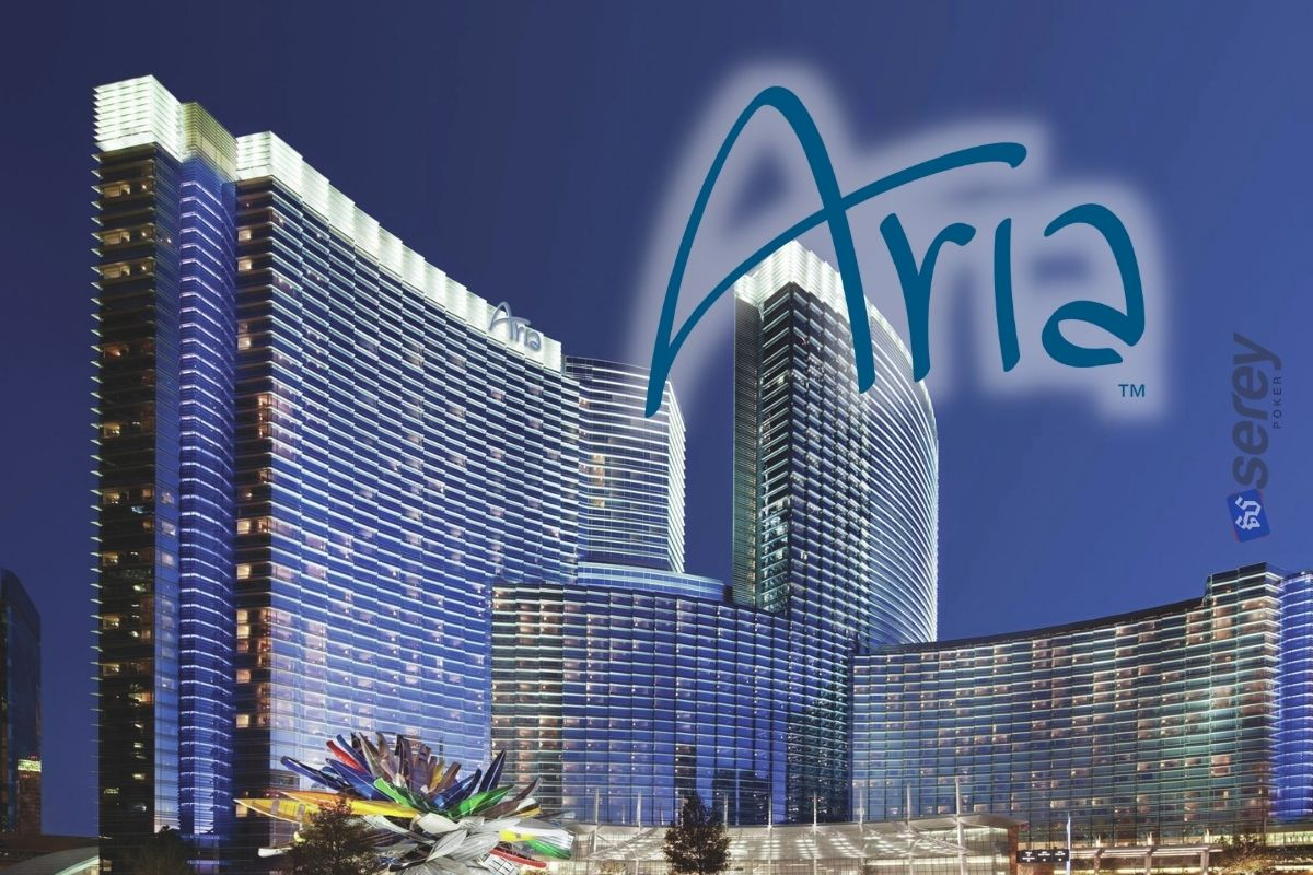 The ARIA Resort and Casino has hosted a series of high roller poker tournaments each month in 2021